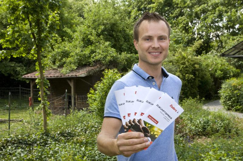€ 15.000 voor duurzame projecten: Esders GmbH looft toekomstprijs uit