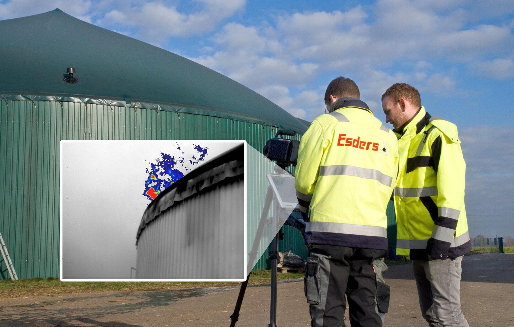 Biogas meten – basisprincipes en persoonlijke bescherming