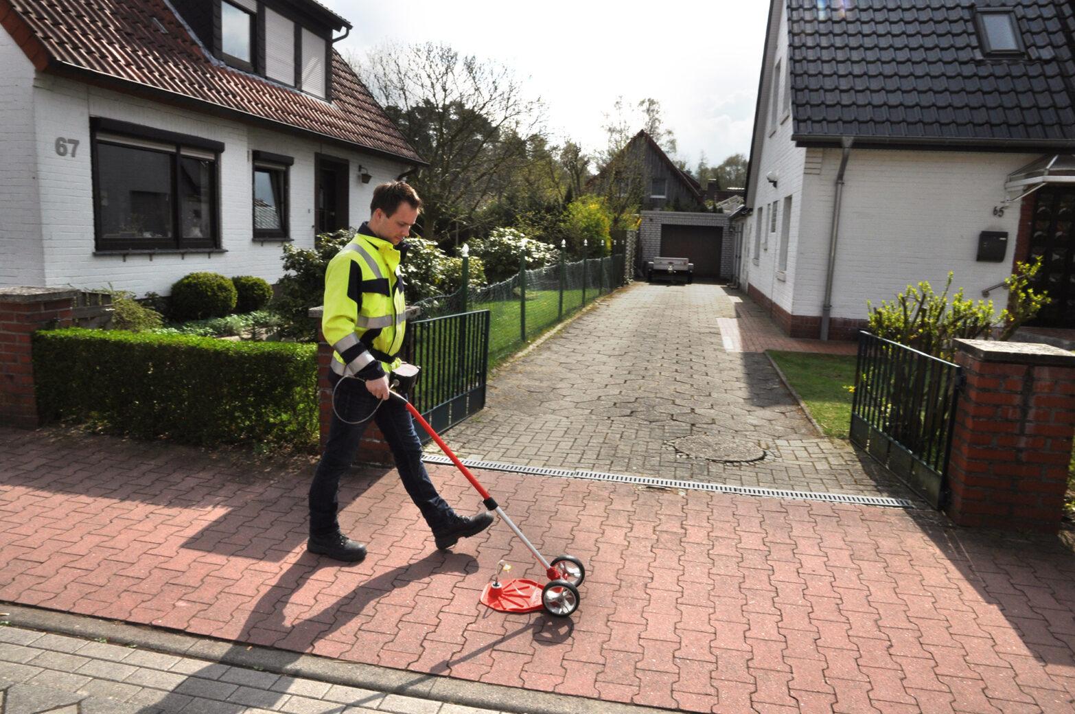 HUNTER van Esders gecertificeerd voor een loopsnelheid van 5 km/h
