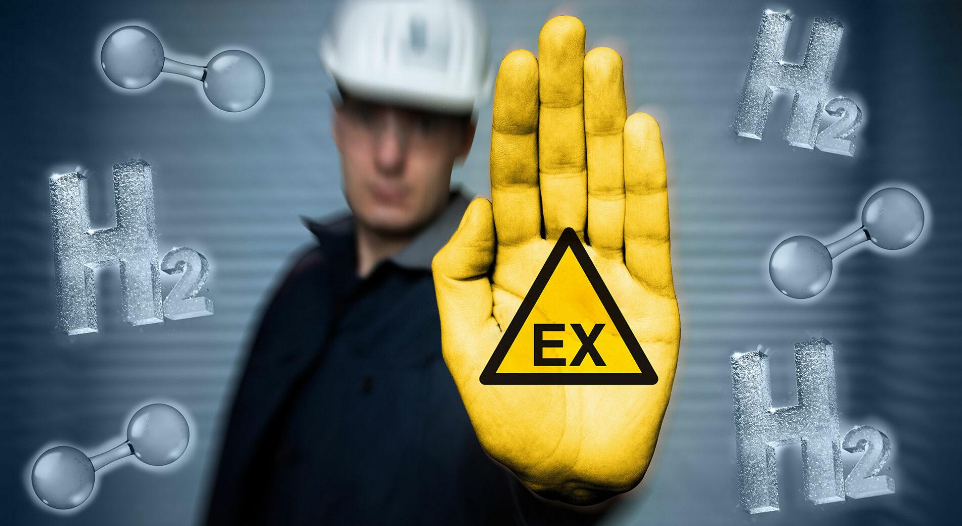 Effecten van toevoeging van waterstof aan aardgas op de explosiebeveiliging van gasmeet- en gaswaarschuwingsapparatuur