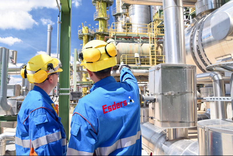 Industrieanlage-Maengel-Inspektion